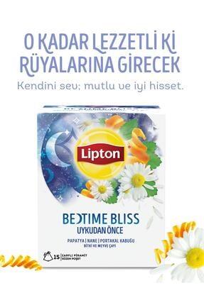 Lipton Bedtime Bliss Bardak Poşet Bitki Çayı 15 Adet 1