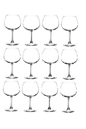 Paşabahçe Enoteca Şarap Kadehi 12'li Büyük Kadeh Bardak 0
