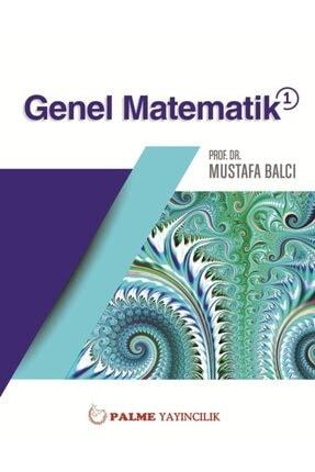 Palme Yayınevi Genel Matematik 1 1