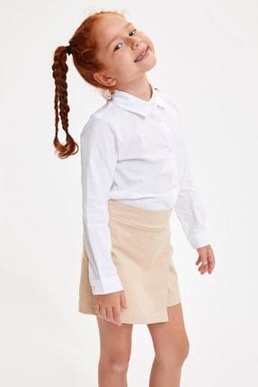 Defacto Uzun Kollu Gömlek 0