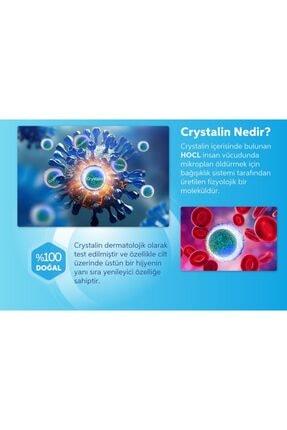 Crystalin Eco Antiseptik Dezenfektan Hijyenik Yaşam Kiti - El Cilt Ve Ortam Dezenfektanı 2