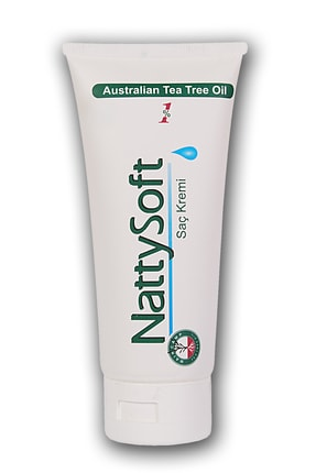 NATTYSOFT Tea Tree Oil Saç Kremi 0