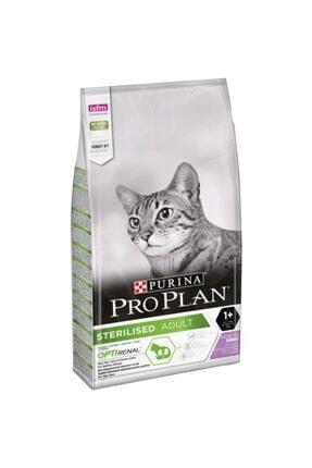Proplan Tavuklu Hindili Kısırlaştırılmış Kuru Kedi Maması 3 kg 0