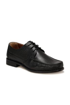 Polaris 108826.M1FX Siyah Erkek Klasik Ayakkabı 100787635 0