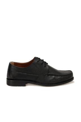 Polaris 108826.M1FX Siyah Erkek Klasik Ayakkabı 100787635 1