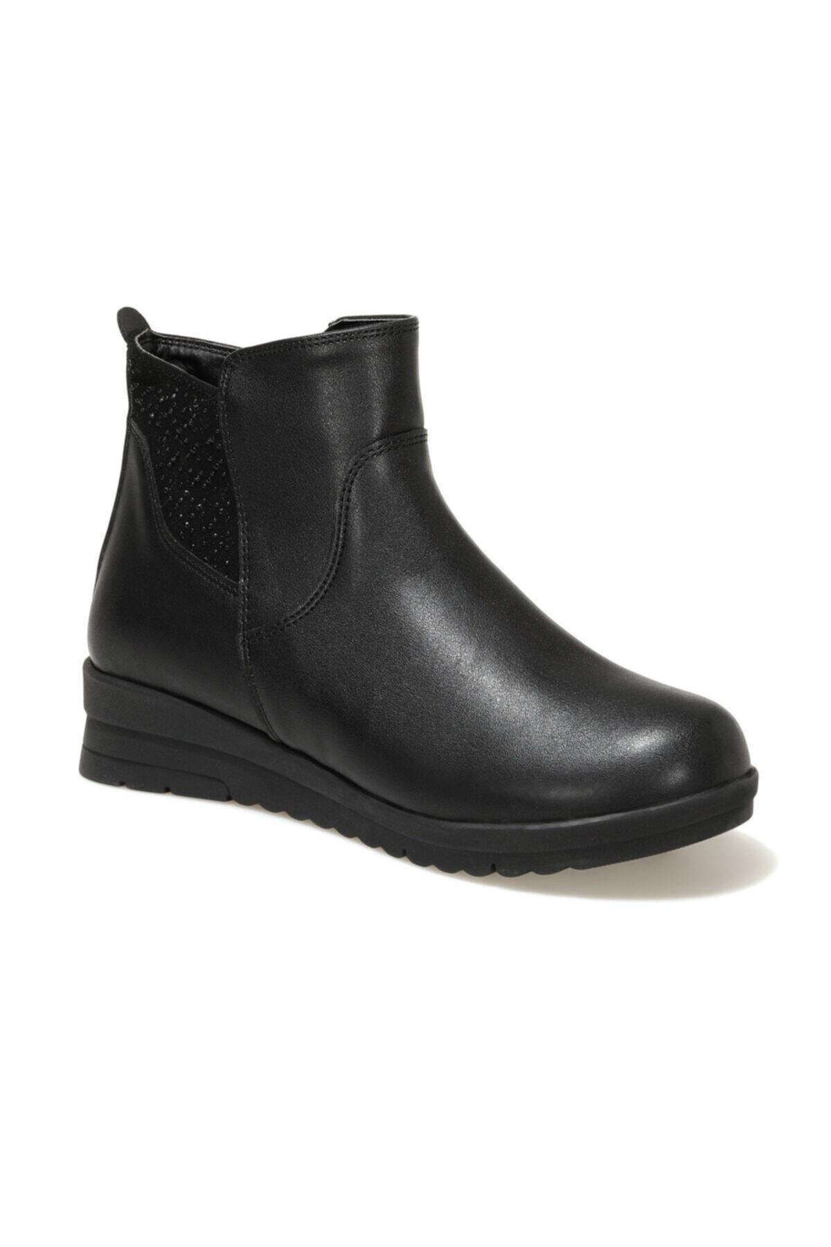 161401.Z Siyah Kadın Comfort Ayakkabı 100548522