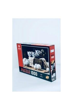 1000 Parça Puzzle 1000'lik Puzzle - 13425