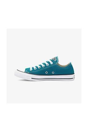 Converse Chuck Taylor All Star Seasonal Color Kadın Mavi Sneaker 3