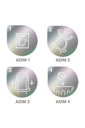 Durex Yok Ötesi Ekstra His Prezervatif, 40'lı Ekonomik Paket 4