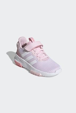 adidas RACER TR 2.0 C Pembe Kız Çocuk Spor Ayakkabı 101085054 3