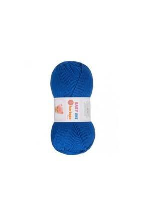 Kartopu Baby One Anti-pilling Örgü Ipi K605 Saks Mavi 0