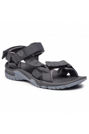 Jack Wolfskin LAKEWOOD RIDE M Antrasit Erkek Sandalet 101106857 0