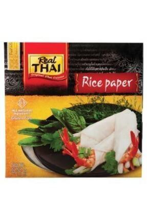 Real Thai Pirinç Yufkası (rice Paper) 22cm / 100gr 0
