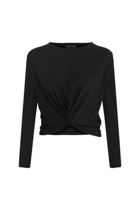 Twist Büzgü Detay Bluz 3