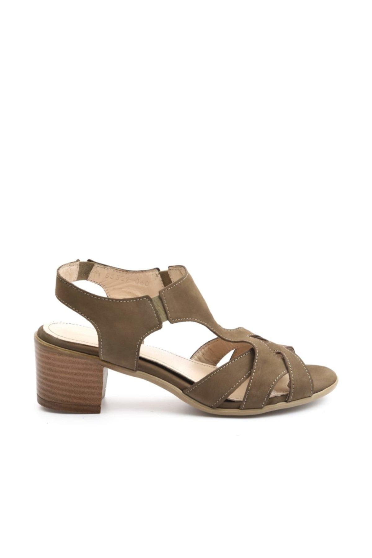 Kadın Vızon Nbk Klasik Topuklu Ayakkabı 9Y2CS53329