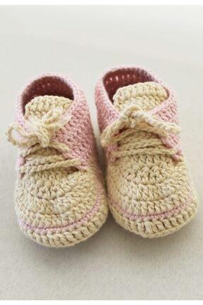 Organic Bonny Baby Organik Bebek Patiği Özel Tasarım 1