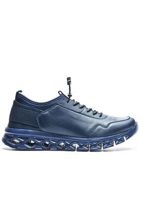 Bulldozer Erkek Lacivert Ayakkabı 0