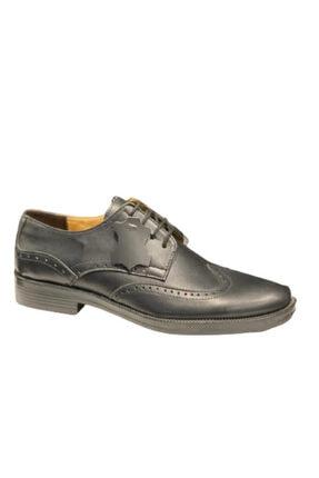 Erkek Siyah Ayakkabı SİYAH ERKEK CASUAL AYAKKABI