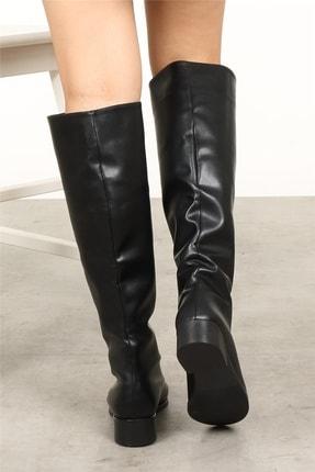 Mio Gusto Parley Siyah Çizme 4