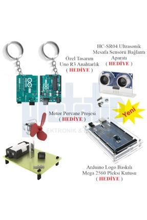 Arduino Başlangıç Seti Mega 2560 105 Parça 327 Adet 2
