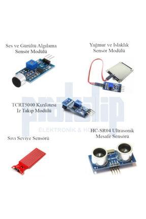 Arduino Başlangıç Seti Mega 2560 105 Parça 327 Adet 4