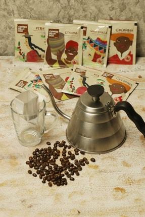 Coffeebeanbox Pratik Filtre Kahve Guatemala 10'lu Kutu 3