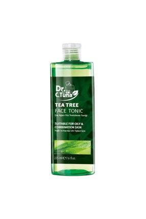 Farmasi Dr.c.tuna Çay Ağacı Yağlı Yüz Temizleme Toniği 225 ml 0