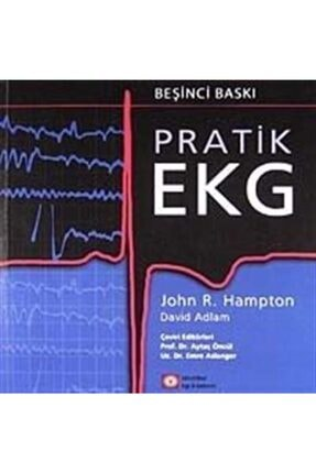 İstanbul Tıp Kitabevi Pratik Ekg 0