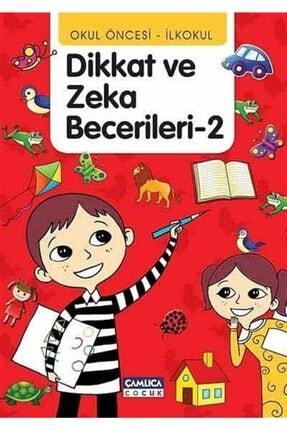 Çamlıca Çocuk Yayınları Okul Öncesi - Ilkokul Dikkat Ve Zeka Becerileri -2 0