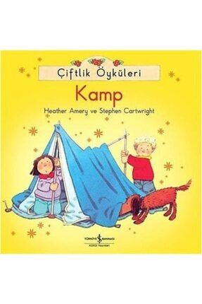 İş Bankası Kültür Yayınları Çiftlik Öyküleri Kamp 0