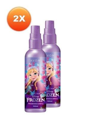 Avon Disney Frozen Kız Çocuk Vücut Spreyi Ikili Set 0