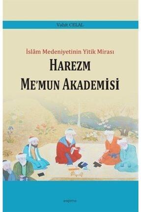 Araştırma Yayınları Harezm Me'mun Akademisi 0