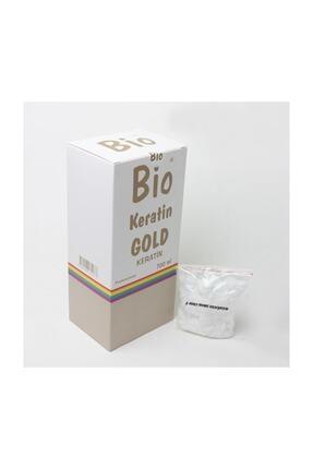 Bio Gold Brezilya Fönü Keratini 700 Ml+3 Adet Bone Hediyeli Gky1073 0