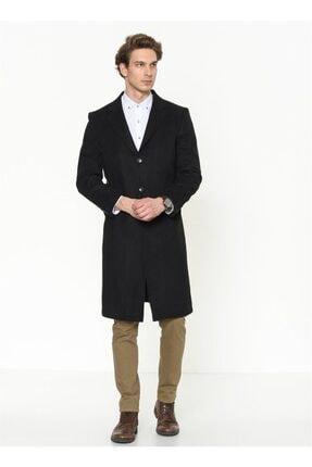 Dewberry Erkek Siyah Palto - 1020001P8363.. 1