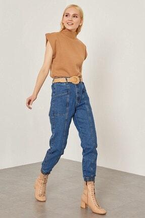 Arma Life Kadın Bisküvi Vatka Görünümlü Kolsuz Bluz 1