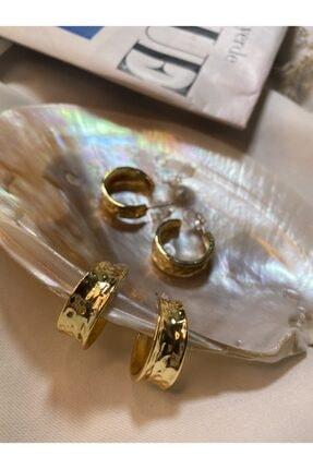 Lavinia Jewelry Halka Küpe 0