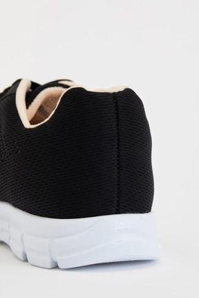 Defacto Kadın Siyah Bağcıklı Aktif Spor Ayakkabı S1728AZ20AU 2