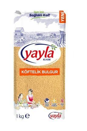 Yayla Köftelik Bulgur 1 Kg 0