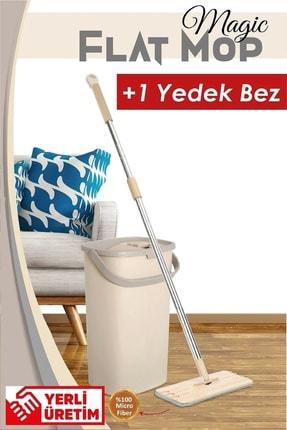 Bi' Home Magic Flat (tablet) Mop Set + 1 Yedek Bez 0