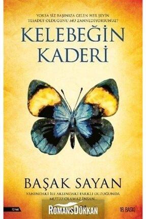 İnkılap Kitabevi Kelebeğin Kaderi 0