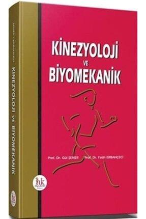 Hipokrat Kitabevi Kinezyoloji Ve Biyomekanik 0