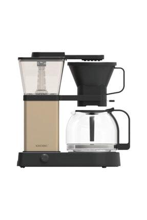 Konchero Preciso Alüminyum Filtre Kahve Makinesi / 250 Gr X 4 Paket Yöresel Filtre Kahve Hediyeli 1