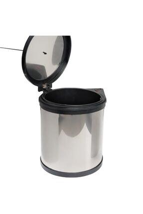 MİKA AKSESUAR Dolap İçi Çöp Kovası 11 lt 2