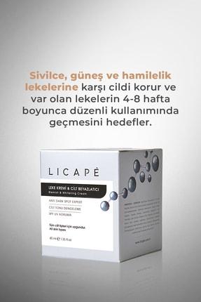 Licape Leke Kremi Ve Cilt Beyazlatıcı + Forever Yüz Temizleme Cihazı Hediyeli 1