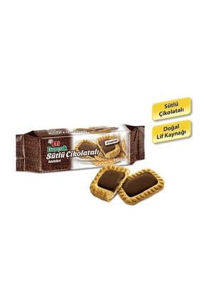 Eti Burçak Sütlü Çikolatalı 114 g x 12 Adet 2