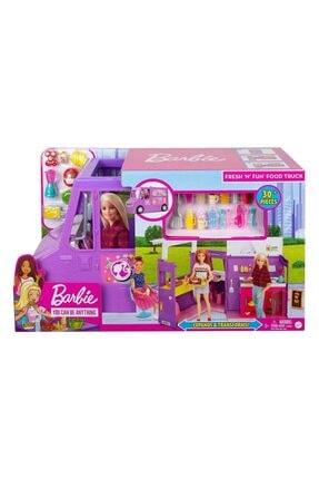 Barbie Barbie'nin Yemek Arabası Gmw07 3