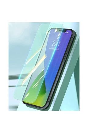Baseus Iphone 12- 12 Pro 6.1 0.15mm Full Tempered Cam Ekran Koruyucu 2set Anti-bluelight 2