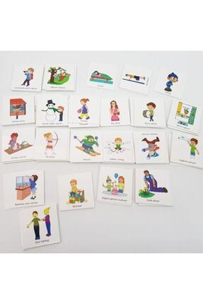 Kelebek Oyuncak Eylem Ve Duygu Kartları 130 Kartlı 1