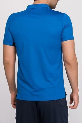 Nike Erkek Mavi Polo M Nk Dry Acdmy18 Polo Ss T-shirt 899984-463 1