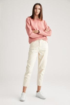 Defacto Basic Relax Fit Örme Sweatshirt 1